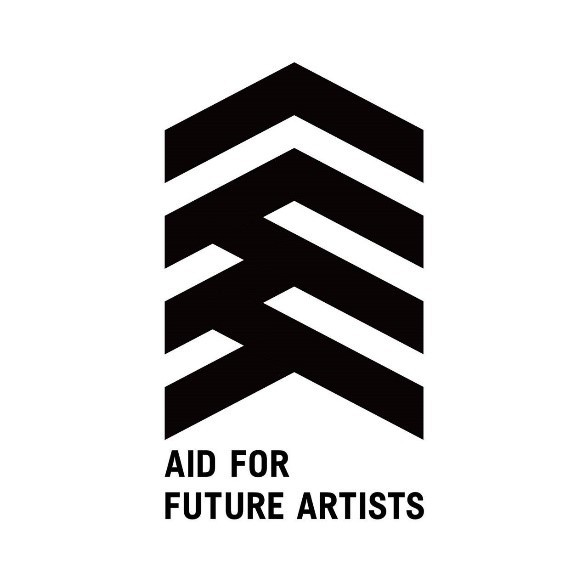 AID FOR FUTURE ARTISTS ピスネームロゴマーク